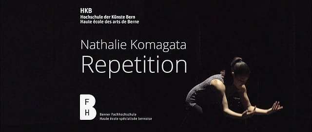 Repetition by Nathalie Komagata