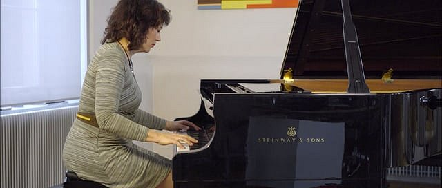 mastering piano playing by Isabelle Jeannet